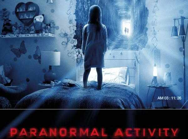 Horror Movie Review: Paranormal Activity: The Ghost Dimension (2015)