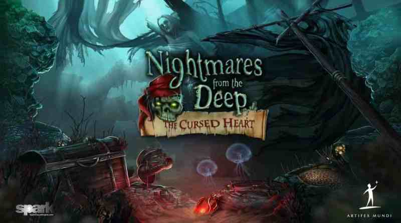 Game Review: Nightmares From the Deep: The Cursed Heart (Xbox One)