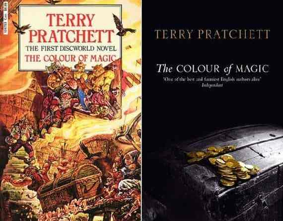 discworld book reviews - The Color Of Magic Book