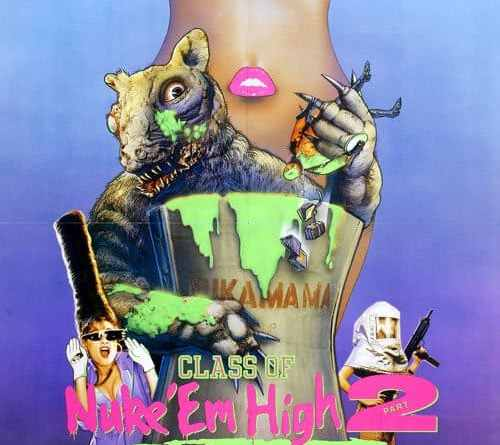 Horror Movie Review: Class of Nuke 'Em High 2: Subhumanoid Meltdown (1991)