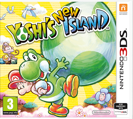 Game Review: Yoshi's New Island (3DS)