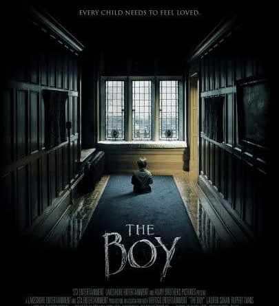 Horror Movie Review: The Boy (2016)