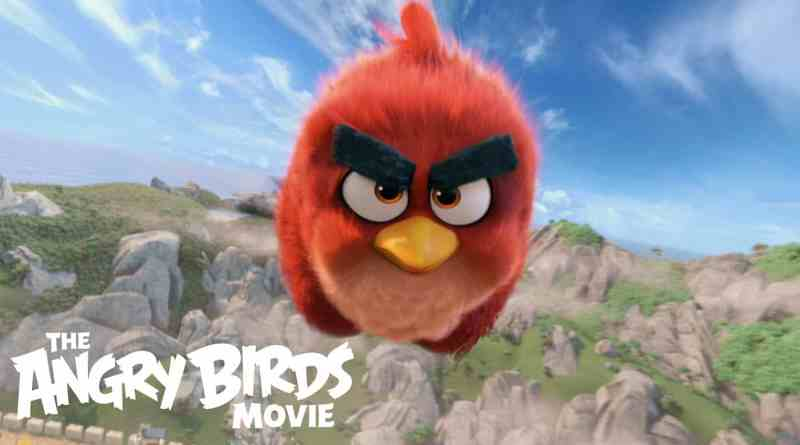 Game – Movie Review: The Angry Birds Movie (2016)