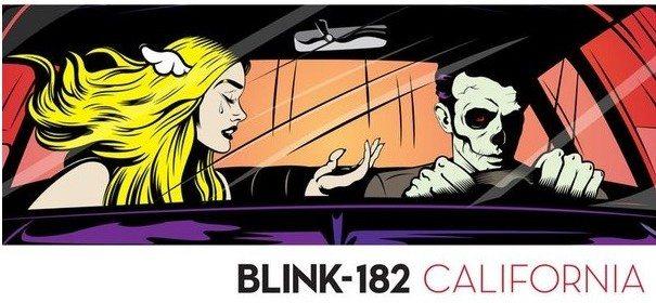 Album Review: Blink 182 – California (BMG)