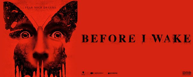 Horror Movie Review: Before I Wake (2016)