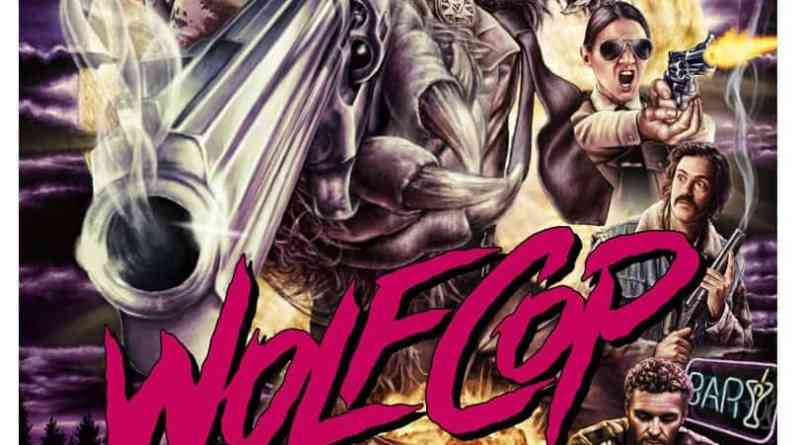 Horror Movie Review: Wolfcop (2014)