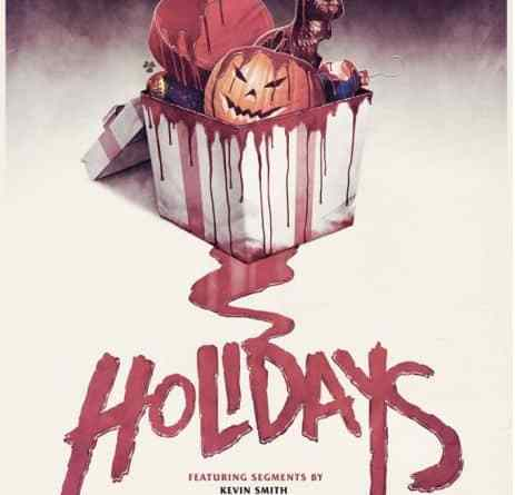Horror Movie Review: Holidays (2016)