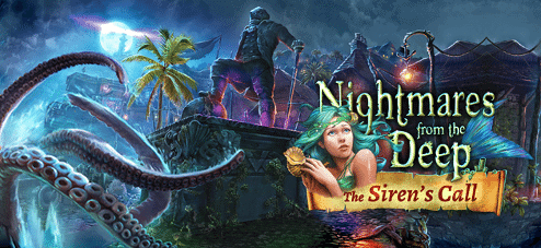 Game Review: Nightmares From The Deep – The Siren's Call (Xbox One)