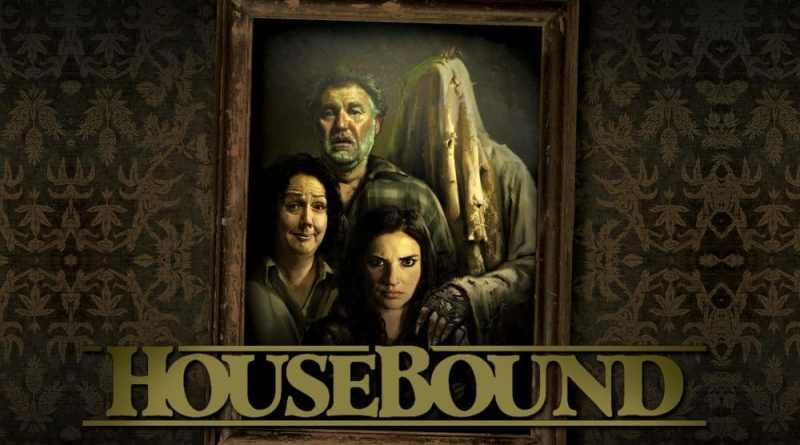 Horror Movie Review: Housebound (2014)