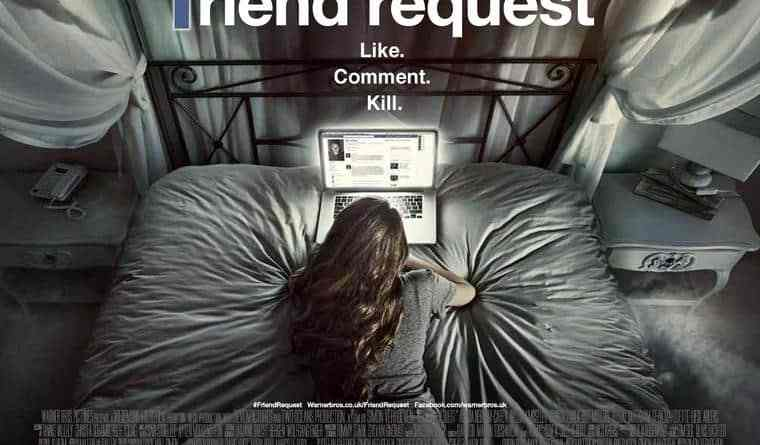 Horror Movie Review: Friend Request (2016)