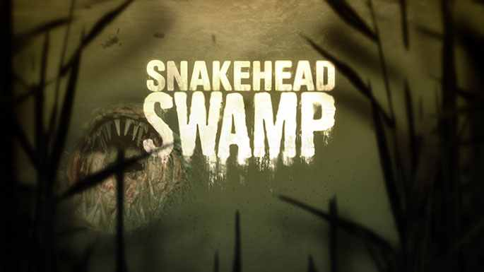 Horror Movie Review: SnakeHead Swamp (2014)