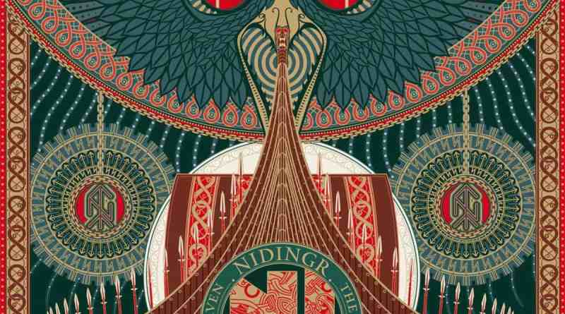 Album Review: Nidingr – The High Heat Licks Against Heaven (Indie Recordings)