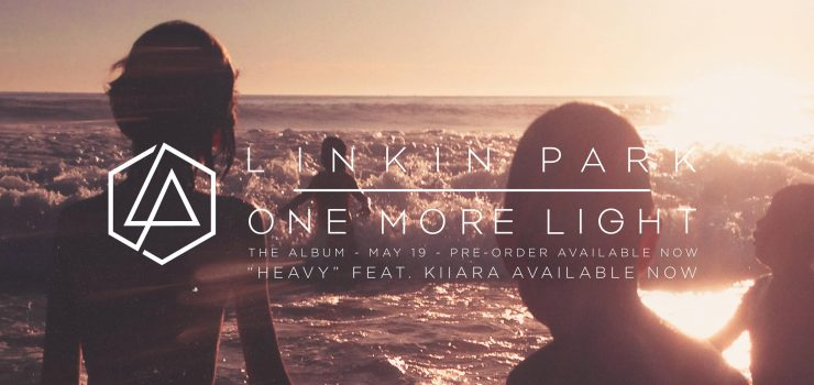 Single Slam – Heavy by Linkin Park (One More Light)