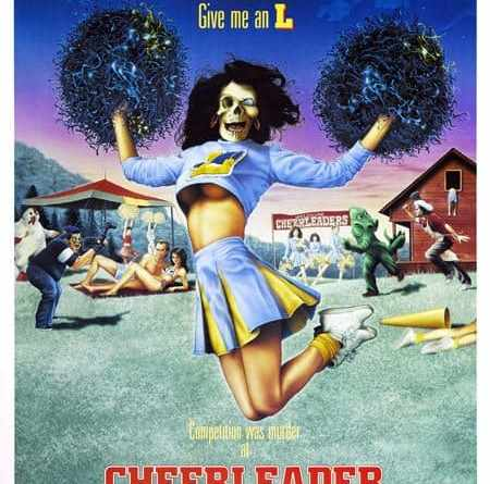 Cheerleader Camp Main Cover