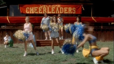 Cheerleader Camp 2