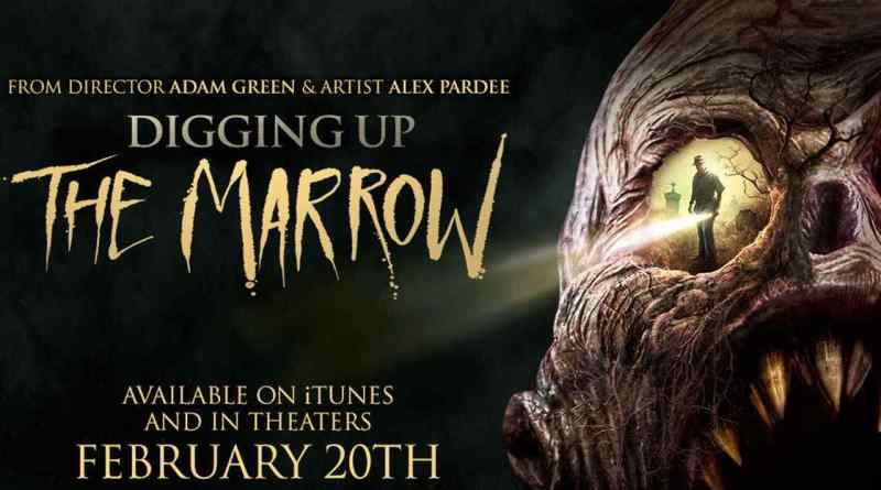 Horror Movie Review: Digging Up the Marrow (2014)
