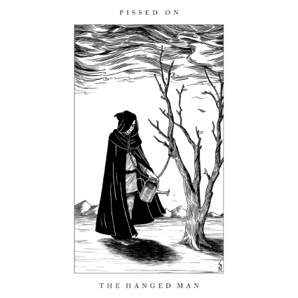 EP Review: Pissed On – The Hanged Man (Advocate Records)