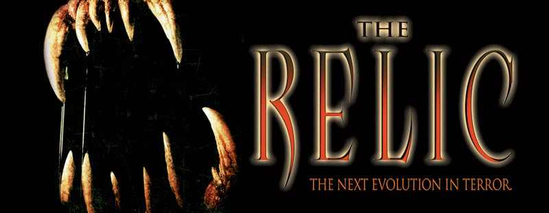 The Relic Main Cover