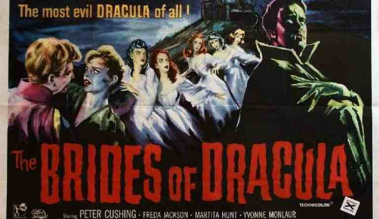 Horror Movie Review: The Brides of Dracula (1960)