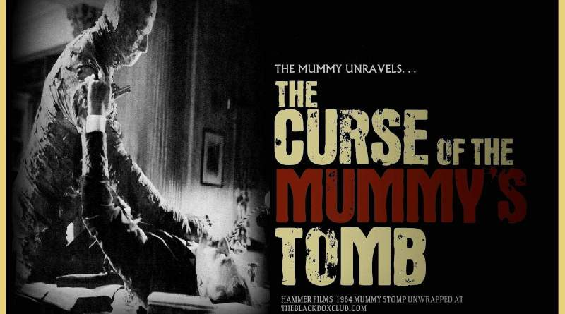 Horror Movie Review: The Curse of the Mummy's Tomb (1964)