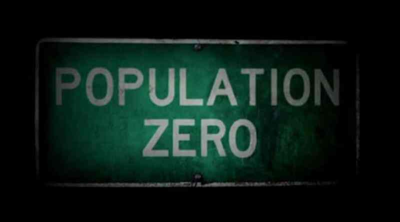 Horror Movie Review: Population Zero (2016)