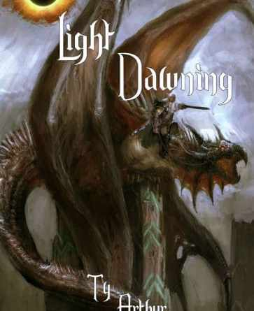 Horror Book Review – Light Dawning (Ty Arthur)