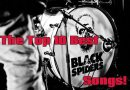 The Top 10 Best Black Spiders' Songs