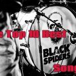 The Top 10 Best Black Spiders' Songs