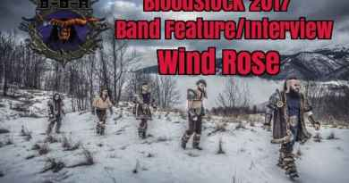 Bloodstock Festival 2017 Band Feature/Interview: Wind Rose