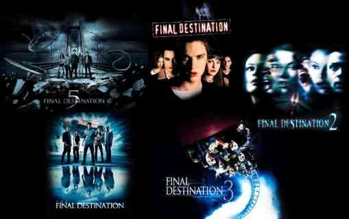 Final Destination Deaths 1
