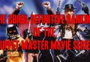 The GBHBL Definitive Ranking of the Puppet Master Movie Series