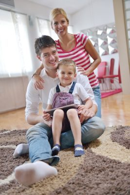 insurance in english madrid spain family at home