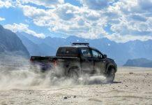 Cold Desert Jeep Rally