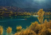 Natural Lakes in Gilgit Baltistan