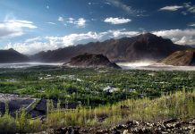 Beautiful Places to visit Skardu City.