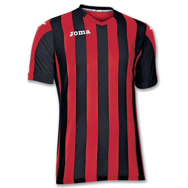 Joma Copa Short Sleeve Jersey Youth GB Kits