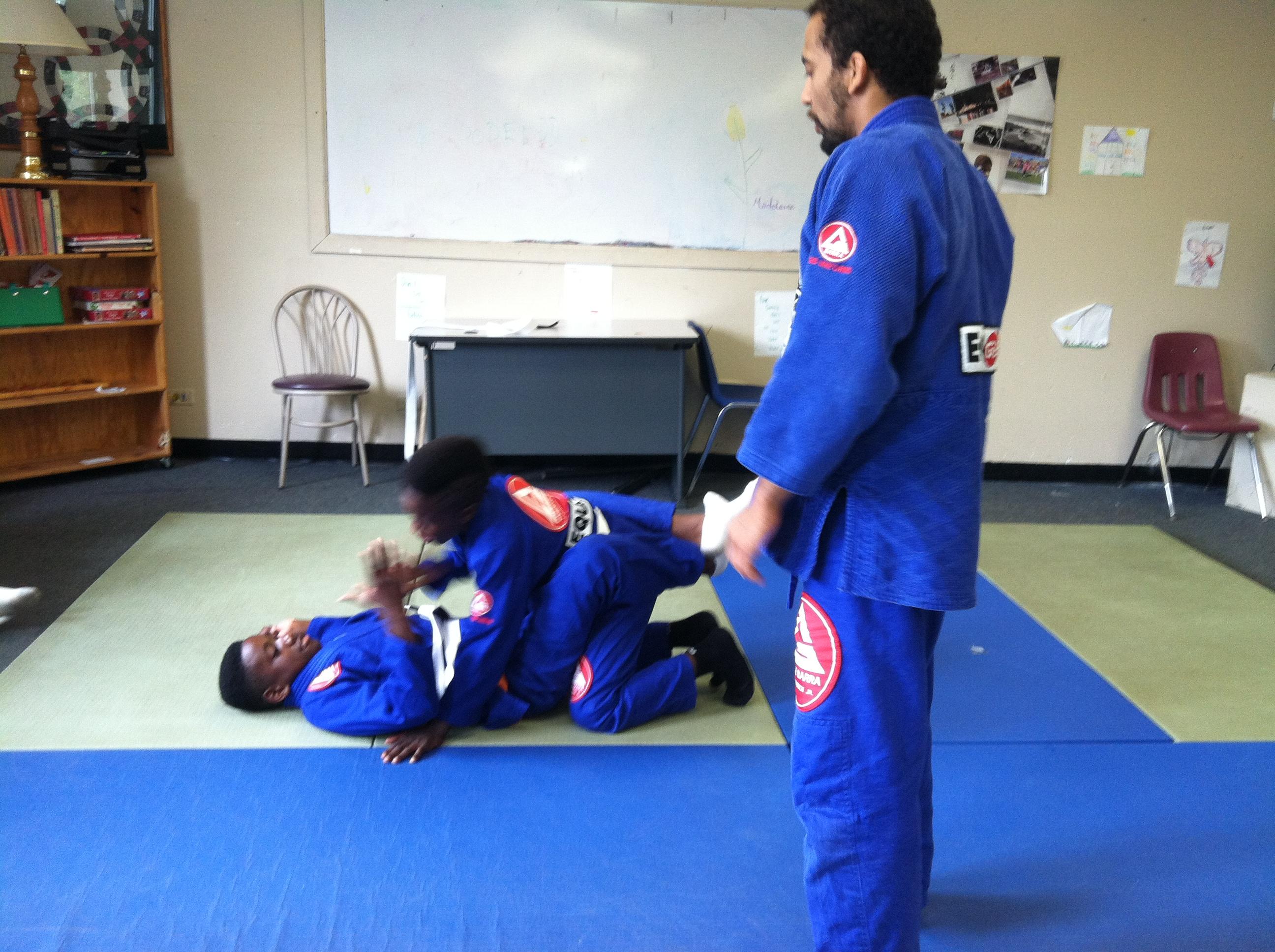 Gracie Jiu Jitsu Knoxville Empowering Our Community