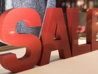 Vestuário tem quarto mês de deflação