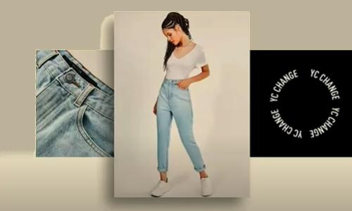 Youcom inicia ação de jeans circular