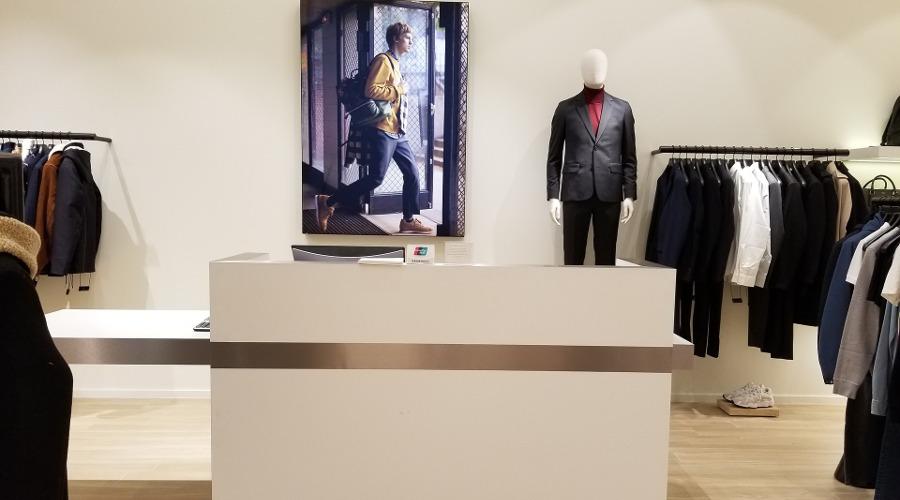 Inflação de roupas sobe em março