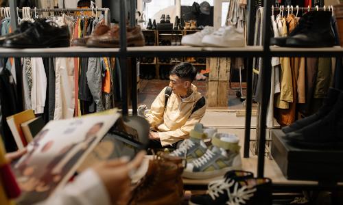 Venda do varejo de moda foi a que mais caiu no comércio em junho