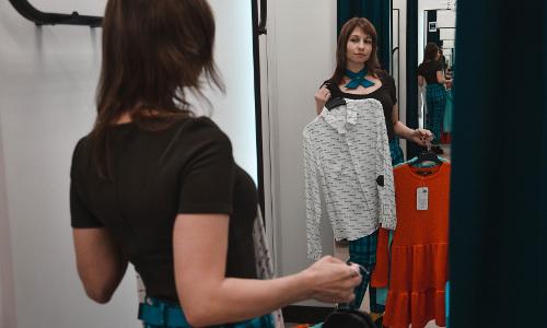 Inflação de roupas reduz em setembro de 2021