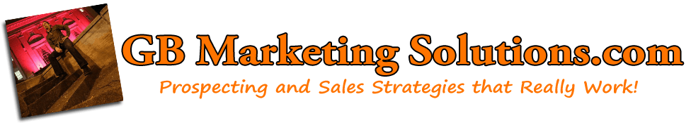 GB Marketing Solutions logo