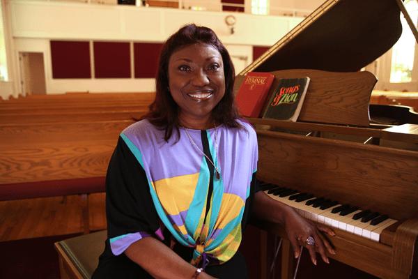 Rev. Dr. Cynthia Wilson