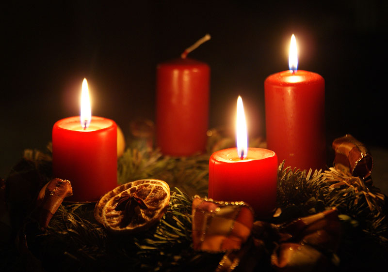 Image result for third week in advent, picture