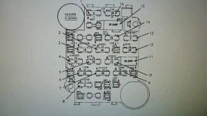 FUSE BOX DIAGRAM FOR 85 CUTLASS NEEDED  GBodyForum  '78