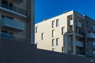 Real estate renovated in Paris region