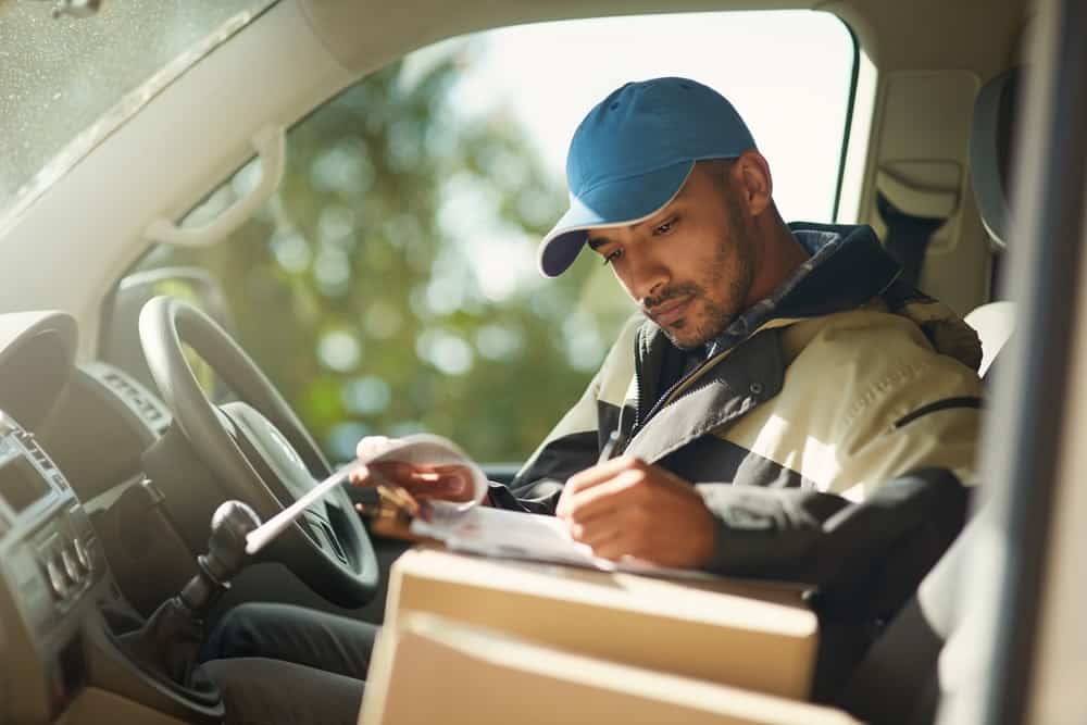 Compare Courier Amp Delivery Driver Insurance For Your Van Car Or Bike