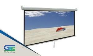 """Apollo DX 96""""x96"""" Wall Screen"""