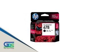 HP 678 Black